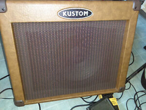 Kustom Sienna 35PRO combo guitare acoustique 30W