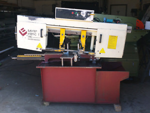 Baxter band saw 280S  industrial Metal saw