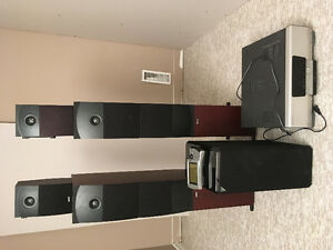 Ken wood home theatre system