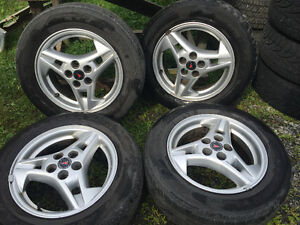 Sunfire rims and tires
