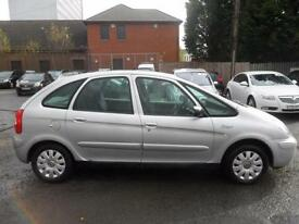 Citroen Xsara Picasso 1.6i 16v 110hp Exclusive - 1 Yr MOT & AA Cover.