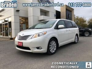 2013 Toyota Sienna VAN  - Sunroof -  Leather Seats