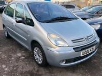 2005/05 Citroen Xsara Picasso 1.6i Desire 2 LONG MOT EXCELLENT RUNNER