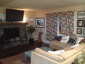 Bright Spacious 3 BDR main floor with large garage