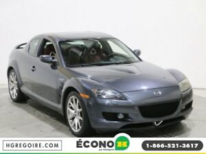 2008 Mazda RX-8 GT 40th Anniversary MANUELLE MAGS AC GR ELECT TO