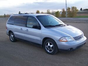 2003 Ford Windstar Minivan, Van
