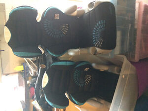 Booster seats 60.00 each