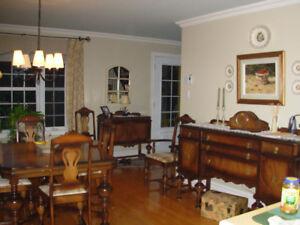 set de cuisine antique  complet