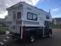 Lance 2007 truck camper