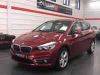 2016 BMW 2 Series Active Tourer 2.0 218d Luxury Active Tourer (s/s) 5dr