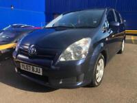 2007 Toyota Verso 1.6 Manual 7 Seater