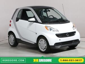 2014 Smart Fortwo Pure CUIR A/C