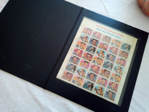 TIMBRES DE COLLECTION    ROCK & ROLL/ RHYTTHIM & BLUES