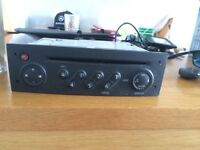 Renault Clio Head Unit