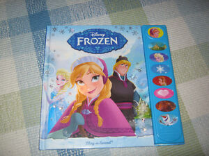 Frozen sound book
