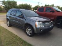 2006 Equinox. New tires, brakes, struts, mint, command start AWD