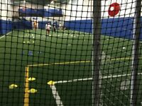 $50 RENT INDOOR SOCCER FIELD PRIME TIMES AVAILABLE- VAUGHAN MALL