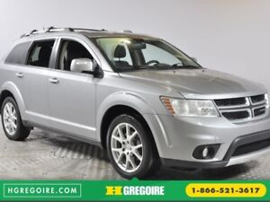 2015 Dodge Journey R/T AWD Cuir-Chauffant Bluetooth 7Places UCon