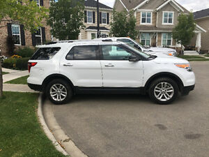 2015 Ford Explorer SUV, Crossover XLT V6