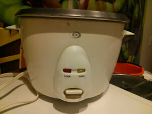 Duraband 4cup Rice Cooker