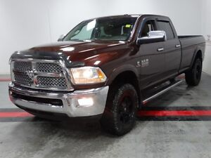 2013 Ram 3500 Laramie   - Uconnect -  Bluetooth - $328.45 B/W