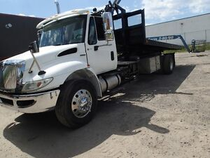 Camion Inter 4300, 6 roues, 2008