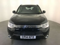 2014 MITSUBISHI OUTLANDER GX 4H PHEV AUTOMATIC 1 OWNER SERVICE HISTORY FINANCE