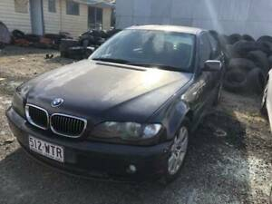WRECKING 2003 BMW E46 318i FOR PARTS Willawong Brisbane South West Preview