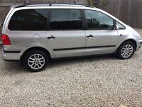 Volkswagen sharan 2.0 diesel automatic 7 SETAER great spec drives great ford fait RENAULT kia seat