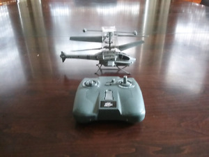 Remote control air Hogg helicopter