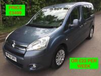 2008 CITROEN BERLINGO MULTISPACE VTR HDI / WE DELIVER / PX WELCOME