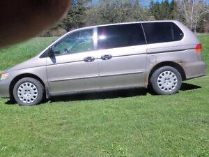 Honda Odyssey Minivan, Van