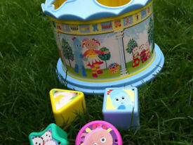 In the Night Garden Shape Sorter