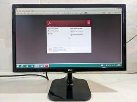 """LG 21.5"""" gaming monitor"""