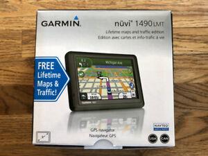 GPS Garmin 1490 LMT
