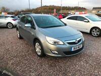 2011 VAUXHALL ASTRA EXCLUSIVE 1.6 PETROL AUTOMATIC ONLY 23000 WITH F.S.H