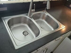 Blanco Double Stainless Kitchen Sink