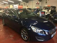 2012 (62) VOLVO V60 2.0 D4 VOR 5DR Manual