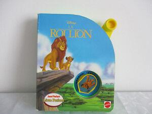 Gros Livre Cartonner  Très  Épais  Disney  Du  roi  Lion  Sonore