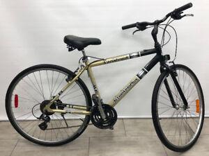 Vélo Hybride Unisexe AVP VAGABOND, 21 Vitesses