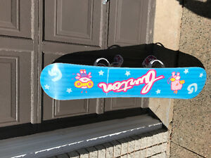 Girls Snow board