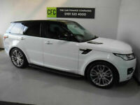 Land Rover Range Rover Sport 3.0SD V6 4X4 HSE BUY FOR ONLY £109 A WEEK, FINANCE