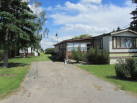 3 Bedroom mobile home for sale REDVERS SK