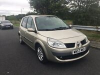 2007 (57) RENAULT SCENIC DYN S 5 DCI 130