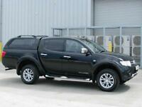 Mitsubishi L200 Double Cab 2.5DI-D CR 4WD ( lth ) 2015.5MY Challenger
