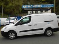 2015/64 Peugeot Partner L2 H1 5 SEATER CREW VAN