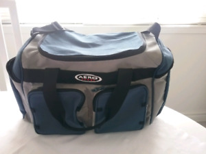 MOSTLY NEW DUFFLE BAG