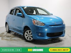 2015 Mitsubishi Mirage ES A/C Bluetooth USB/MP3 Gr.Elec Cruise