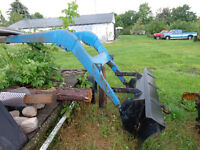Loader pour tracteur ford