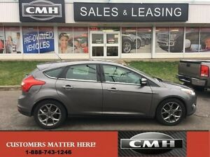 2013 Ford Focus SE   LOW KM'S HEATED SEATS MOONROOF *CERTIFIED*
